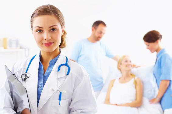Создание сайта для медицинского учреждения