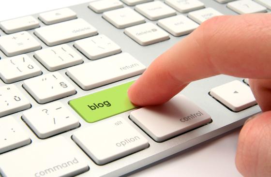 Заказать создание блога